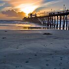 Oceanside Beach by photosbyflood