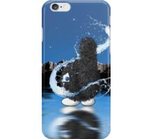 Nyu - Water play iPhone Case/Skin