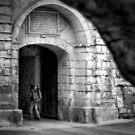 Greek's Gate - Mdina, Malta by Jakov Cordina