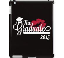 The Graduate 2015 iPad Case/Skin