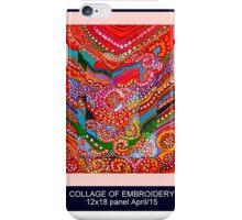 Embroidery al la India iPhone Case/Skin