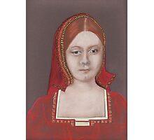 His First Victim (Catherine Of Aragon) Photographic Print