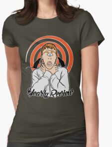 Yearly Review Womens Fitted T-Shirt