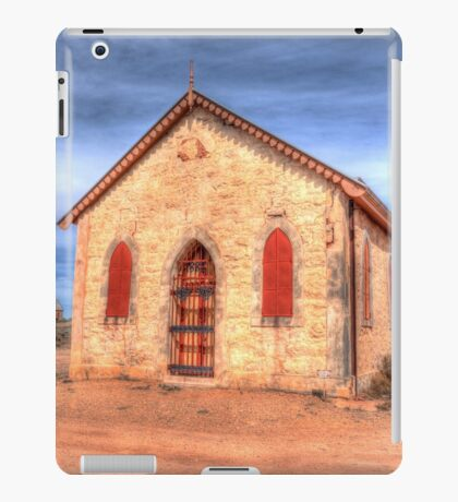 Worship In The Past iPad Case/Skin