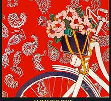 Summer Bike by Linda Arthurs