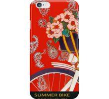 Summer Bike iPhone Case/Skin