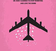 No025 My Dr Strangelove minimal movie poster by JiLong