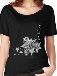 Dirt Bikin' Women's Relaxed Fit T-Shirt