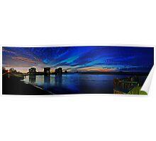 Maroochydore sunset Poster