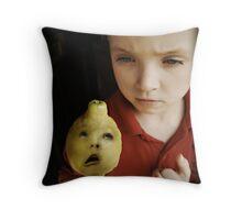 Lemon T ? Throw Pillow