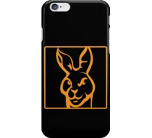 Kangaroo Head iPhone Case/Skin