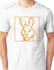 Kangaroo Head Unisex T-Shirt