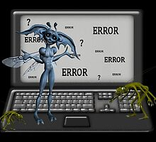 Computer Bugs .. September by LoneAngel
