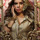 Golden girl by BOBBYBABE