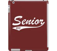 Senior 2015 iPad Case/Skin