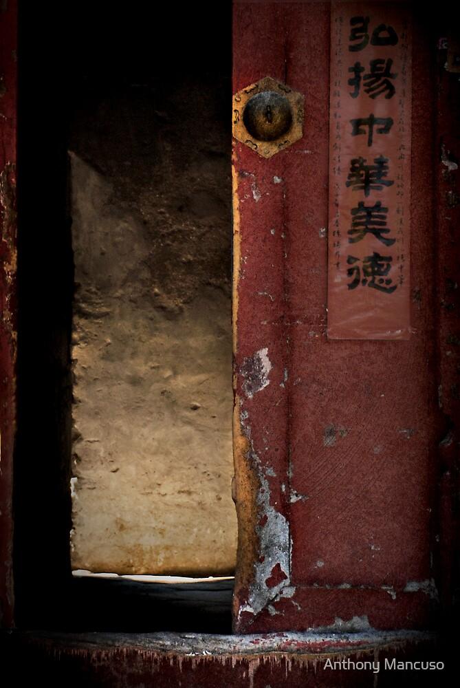 Inside... by Anthony Mancuso