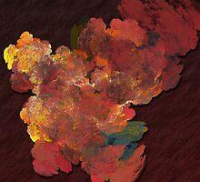 Glühwolke -- Glow Cloud by hdamm