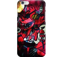 FNAF - Foxy Was My Favourite iPhone Case/Skin