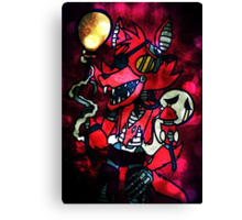 FNAF - Foxy Was My Favourite Canvas Print