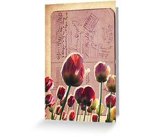 [ passeport ] Greeting Card