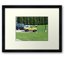 You know your a YANKEE when ... Framed Print