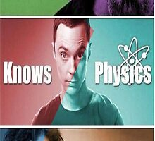 Knows Chemistry, Knows Physics, Knows Nothing by mikelpegel
