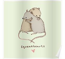 Squeakhearts Poster