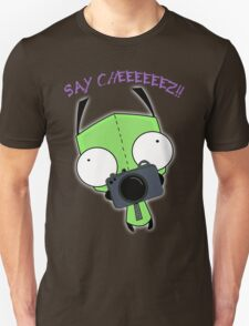 Gir.. SAY CHEEZ T-Shirt