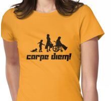 Carpe Diem! 3 Womens Fitted T-Shirt