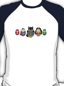 Justice League Tiggles T-Shirt