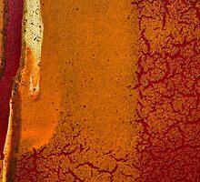 Texture orange 7 by Jean-François Dupuis