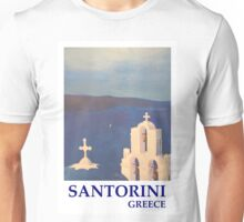 Enchanting Santorini, Greece - View from Oia Unisex T-Shirt