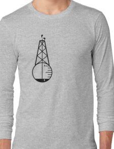 America Oil Addiction Long Sleeve T-Shirt