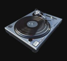 Technics 1200 by ChrisPfeiffer