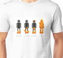 I'm on Fire Unisex T-Shirt