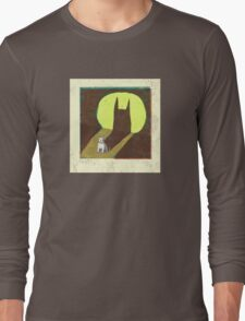 Westie Batman Long Sleeve T-Shirt