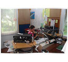 2BOB Radio Presenter Poster