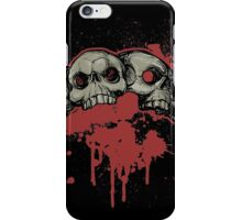 Brothers Skulls iPhone Case/Skin