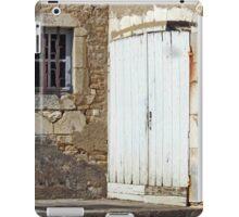 Chateau Door And Window iPad Case/Skin