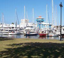 Wharf Life by kris-lou