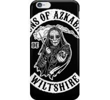Sons of Azkaban iPhone Case/Skin