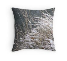 Stand Strong ~ It's Almost Spring! Throw Pillow