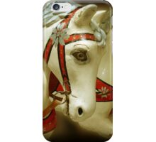 On the old Carousel iPhone Case/Skin