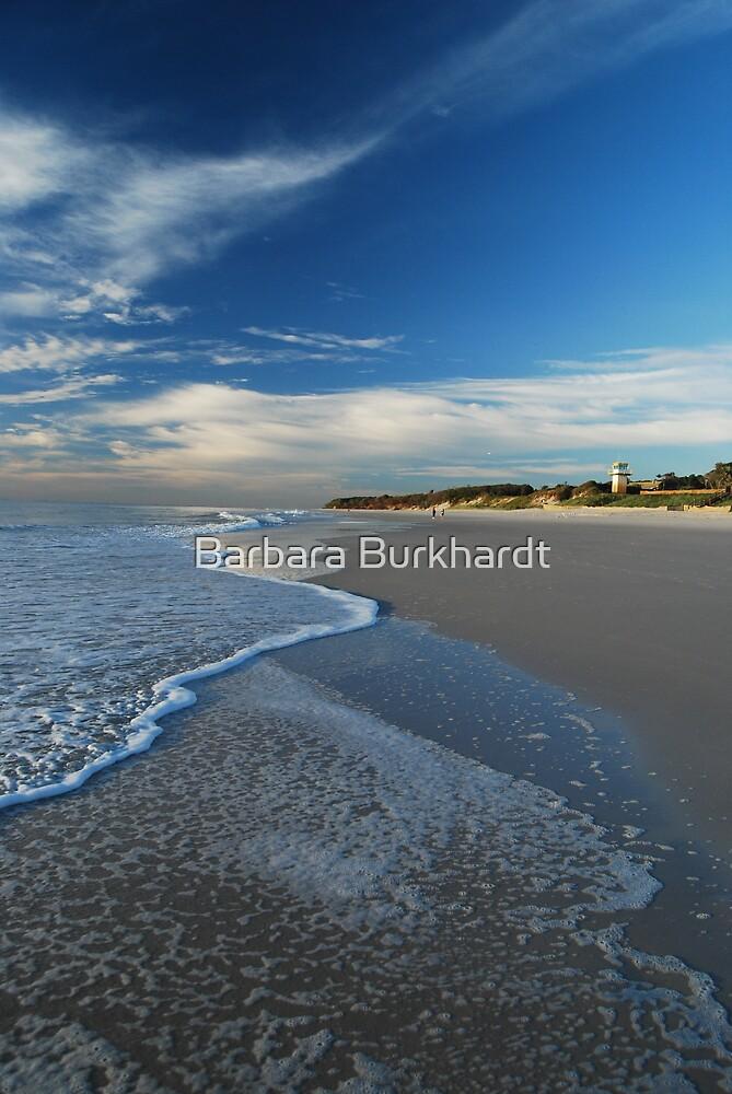 Early Light on Bribie Island by Barbara Burkhardt
