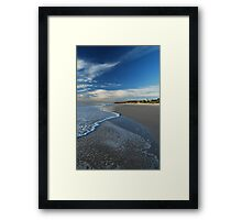 Early Light on Bribie Island Framed Print