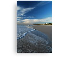 Early Light on Bribie Island Canvas Print