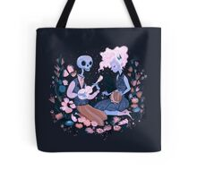 Rhythm of Grief (Day of the Dead) Tote Bag