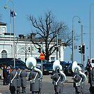 "City Life - ""Brass Band"" by Denis Molodkin"
