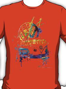 Volkswagen Kombi Splash T-Shirt