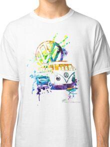 Volkswagen Kombi Splash © Classic T-Shirt